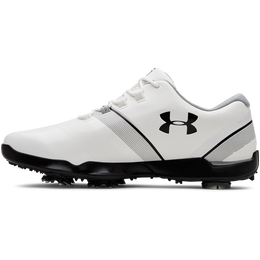 Spieth 3 Junior Golf Shoe - White/Grey