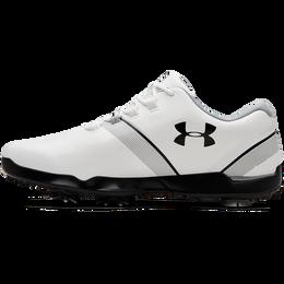 Spieth 3 Junior Golf Shoe - White/Grey