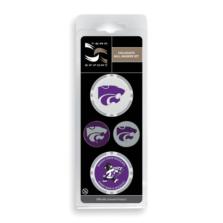 Team Effort Kansas State Ball Marker
