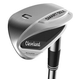 Cleveland Smart Sole 3.0 Wedge w/Steel Shaft