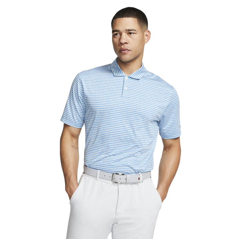 Dri-FIT Tiger Woods Vapor Striped Golf Polo