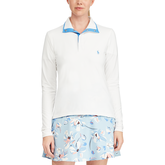 Polo Moisture-Wicking Jersey Pullover