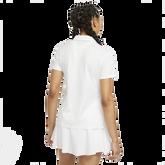 Alternate View 4 of Dri-FIT Women's Grid Print Short Sleeve Polo Shirt