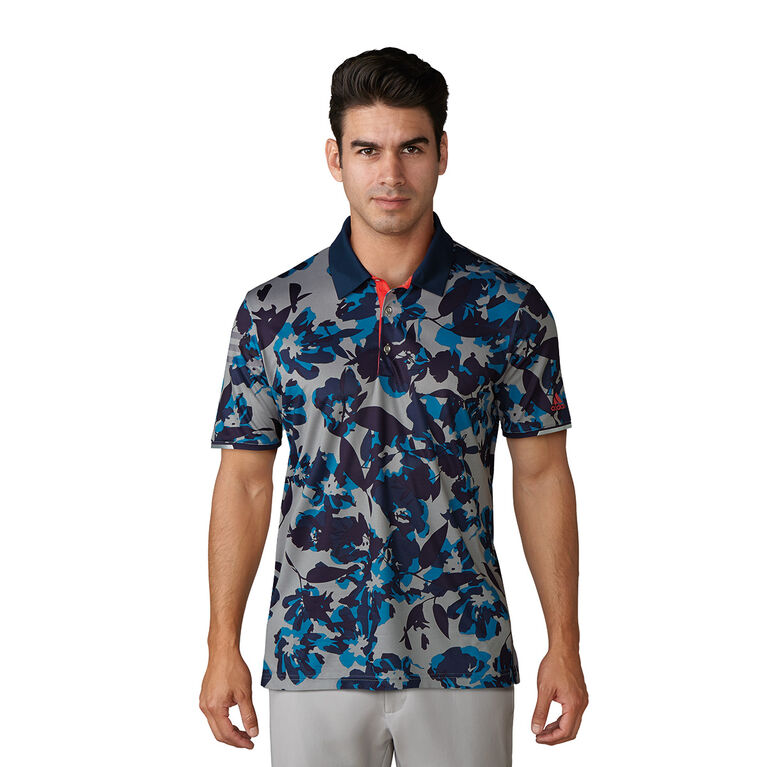 adidas climachill Floral Polo