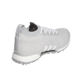 Alternate View 3 of TOUR360 XT Primeknit Men's Golf Shoe - Grey/White