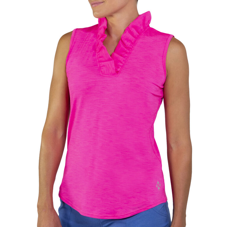 Jofit Millie Sleeveless Polo