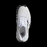 Alternate View 4 of adidas GameCourt WIDE Men's Tennis Shoe - White/Black