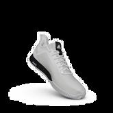 Alternate View 4 of Adizero Defiant Bounce 2 Women's Tennis Shoes - White/Black