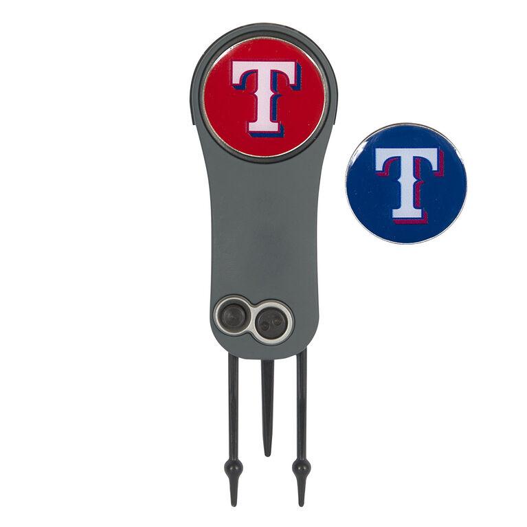 Team Effort Texas Rangers Switchblade Repair Tool
