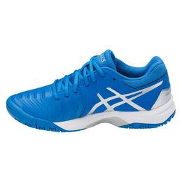 Asics GEL-Resolution 7 GS - Blue/White