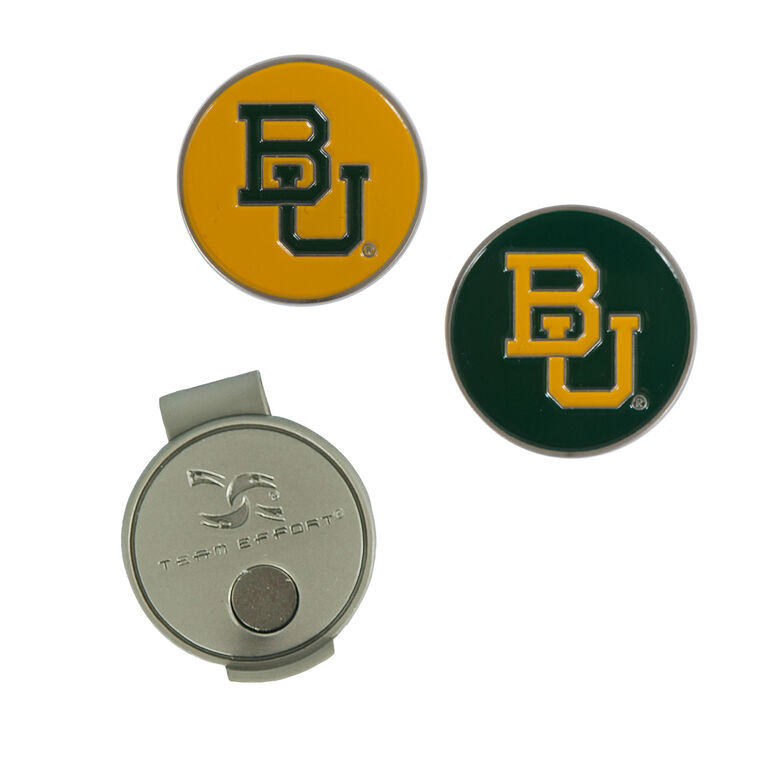 Team Effort Baylor Hat Clip