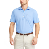 Alternate View 1 of RLX Golf Active Fit Tech Piqué Polo