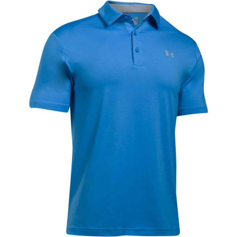 Under Armour Solid Playoff Polo
