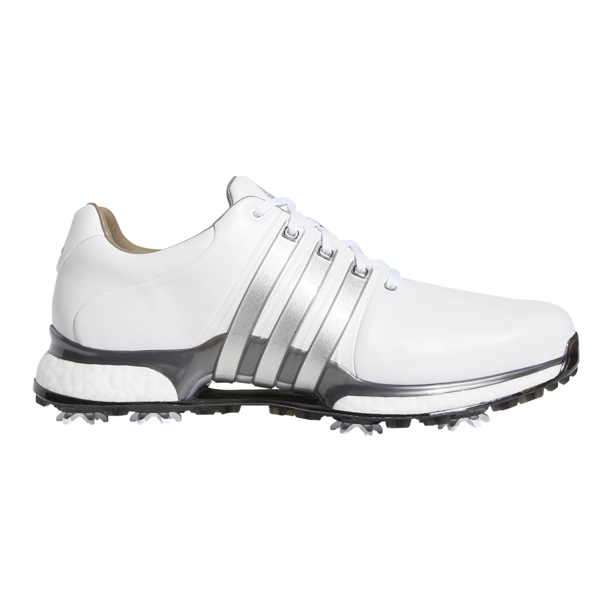 21faa41ebce adidas TOUR360 XT Men s Golf Shoe - White Silver