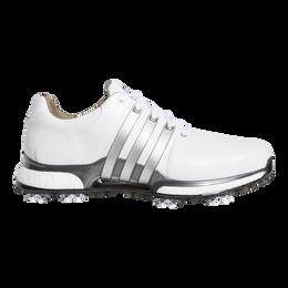 TOUR360 XT Men's Golf Shoe - White/Silver