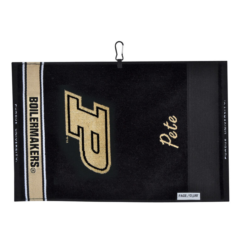 Team Effort Purdue Towel