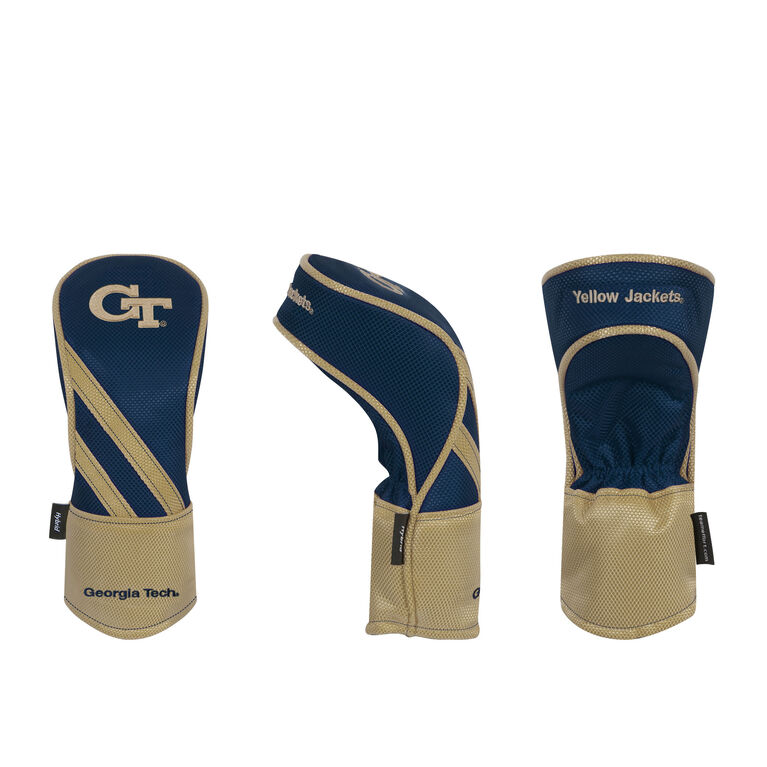 Team Effort Georgia Tech Yellow Jackets Hybrid Headcover