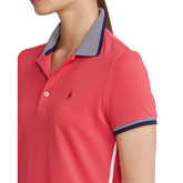 Alternate View 1 of Tailored Fit Short Sleeve Polo Shirt