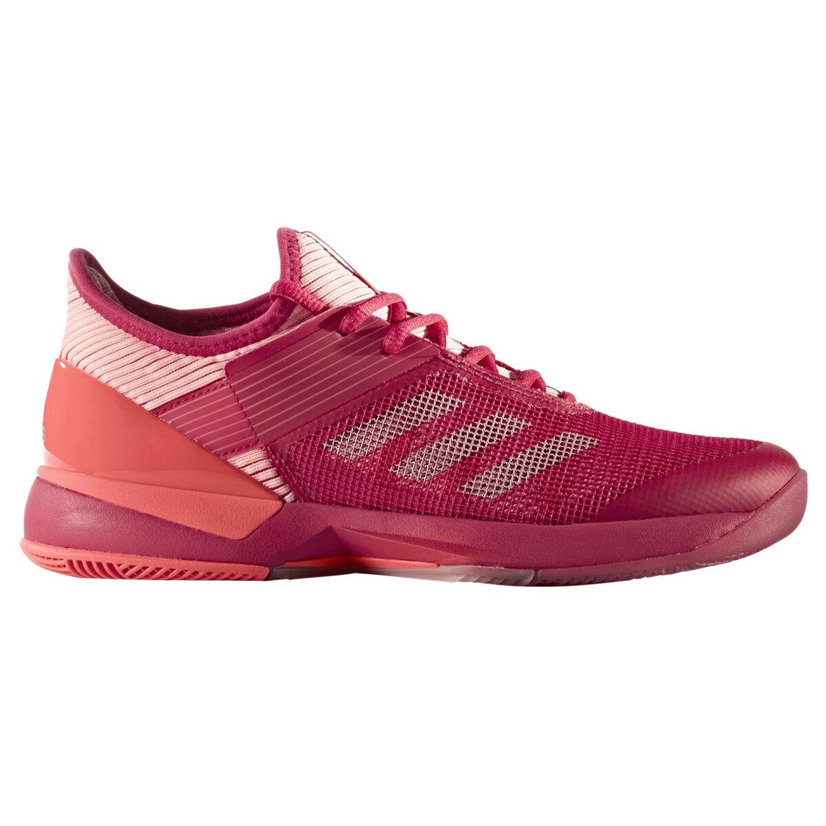 buy online b6d61 cc960 adidas adizero Ubersonic 3 Women  39 s Tennis Shoes - Pink Zoom Image