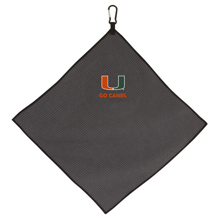 Team Effort Miami 15x15 Towel