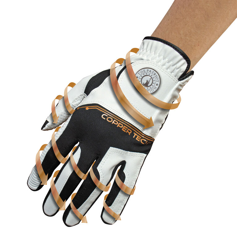 Copper Tech Women's Golf Glove