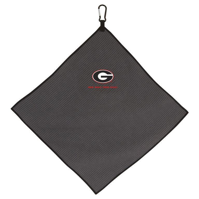 Team Effort Georgia 15x15 Towel