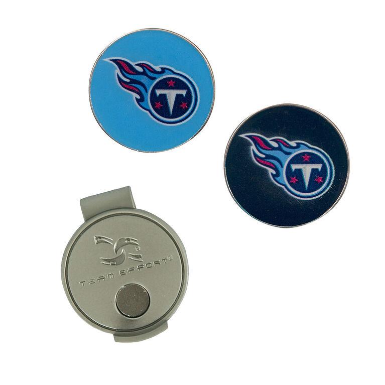 Team Effort Tennessee Titans Hat Clip & Ball Marker