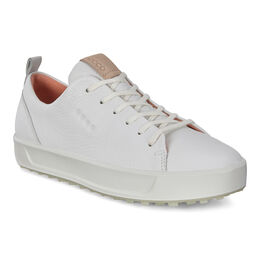 ECCO Golf Soft Low Women's Golf Shoe - White