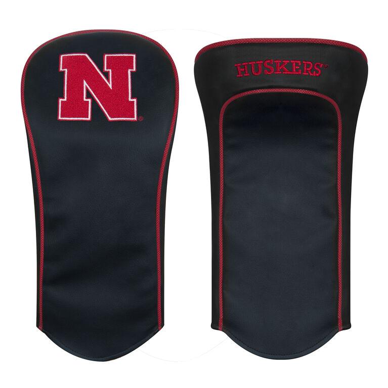 Team Effort Nebraska Black Driver Headcover