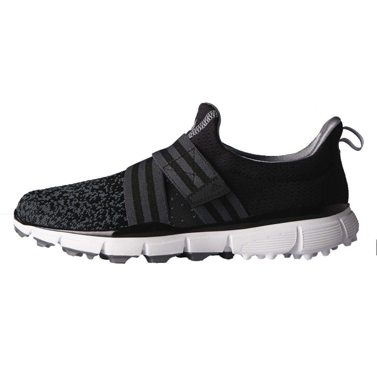 best authentic f1089 771ee adidas climacool Knit Women  39 s Golf Shoe - Black Grey Zoom Image