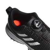 Alternate View 7 of CODECHAOS BOA Junior Golf Shoe - Black/White