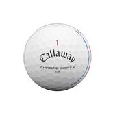 Alternate View 1 of Chrome Soft X LS Triple Track Golf Balls