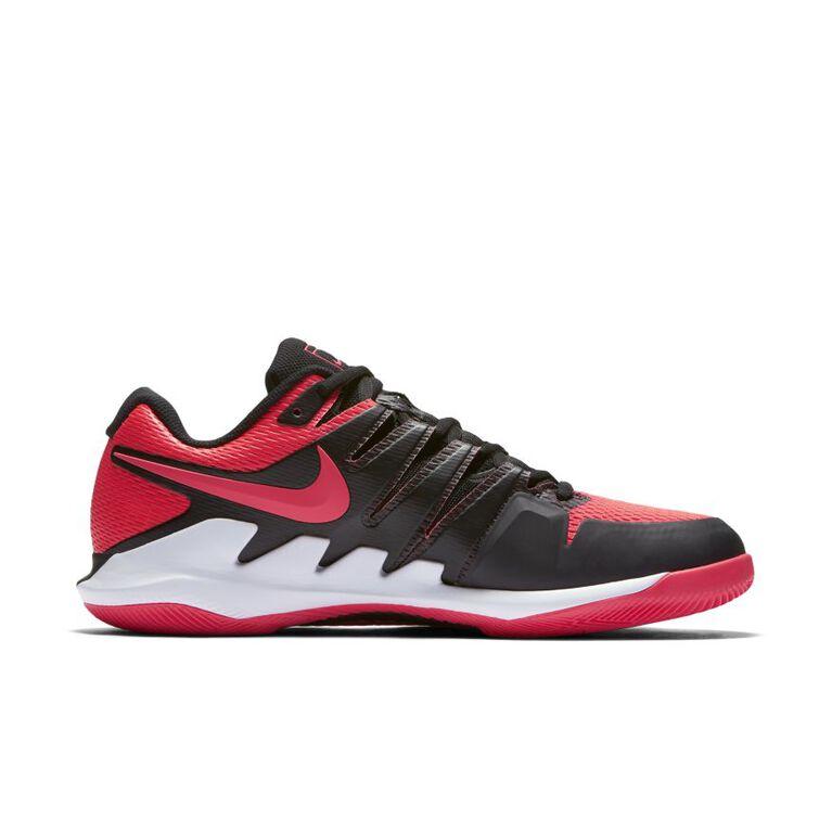 Nike Air Zoom Vapor X Men's Tennis Shoe - Black/Red