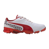 Limited Edition IGNITE PROADAPT ATL Men's Golf Shoe - White/Red