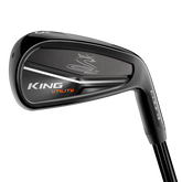 Cobra King Utility Black Iron w/ Steel Shaft