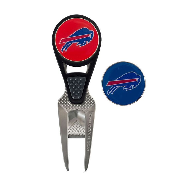 Team Effort Buffalo Bills CVX Ball Repair Tool