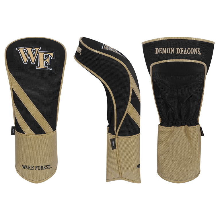 Team Effort Wake Forest Demon Deacons Driver Headcover