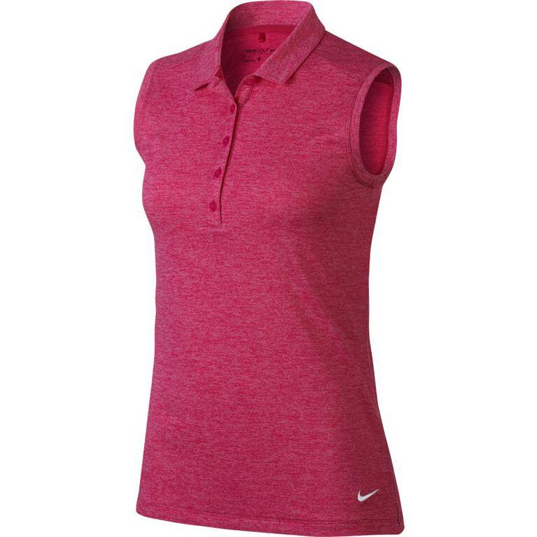Nike Women's Dry Golf Sleeveless Polo