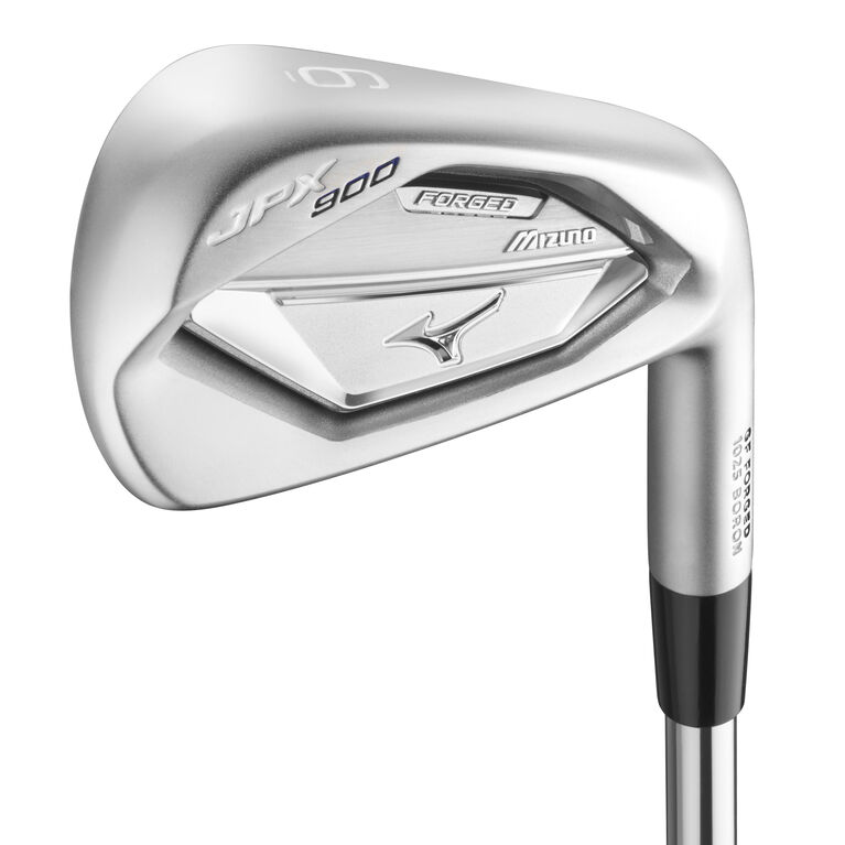 Mizuno JPX 900 Forged Irons 4-GW w/Steel Shafts