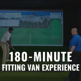 Fitting Van Experience 180 Minute Gift Certificate