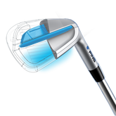 Ping iBlade Irons 3-PW w/AWT 2.0 Steel - Blue Dot