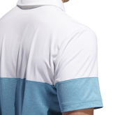 Alternate View 7 of Ultimate365 Heathered Blocked Polo Shirt