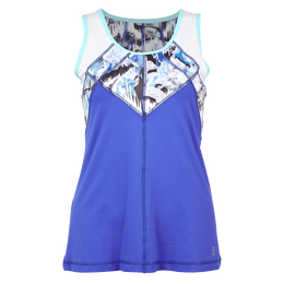 Dreamscape Collection: Sleeveless Printed Tank Top
