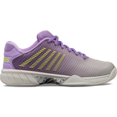 Hypercourt Express 2 Women's Tennis Shoe - Purple/Grey