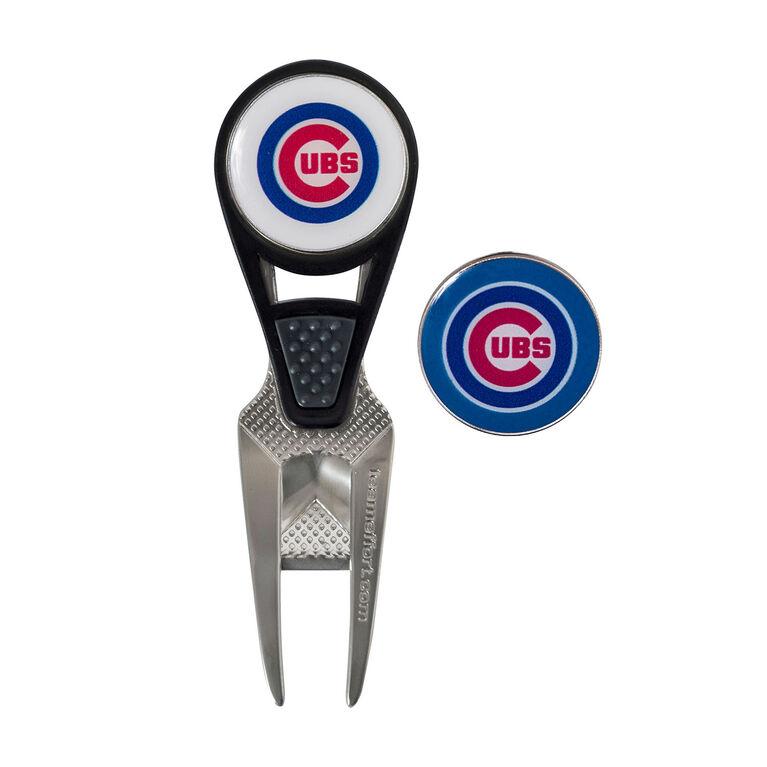 Team Effort Chicago Cubs CVX Ball Mark Repair Tool