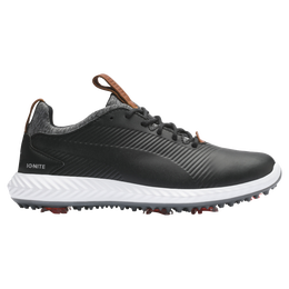 IGNITE PWRADAPT Junior Golf Shoe - Black