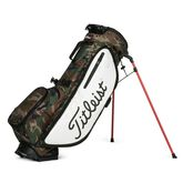 Woodland Camo Players 4 Plus Stand Bag