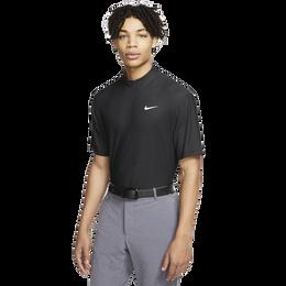 Dri-FIT Tiger Woods Men's Mock-Neck Golf Top