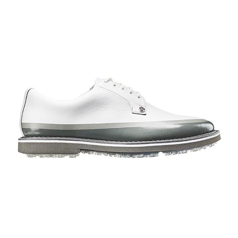 Tuxedo Gallivanter Men's Golf Shoe - White/Grey