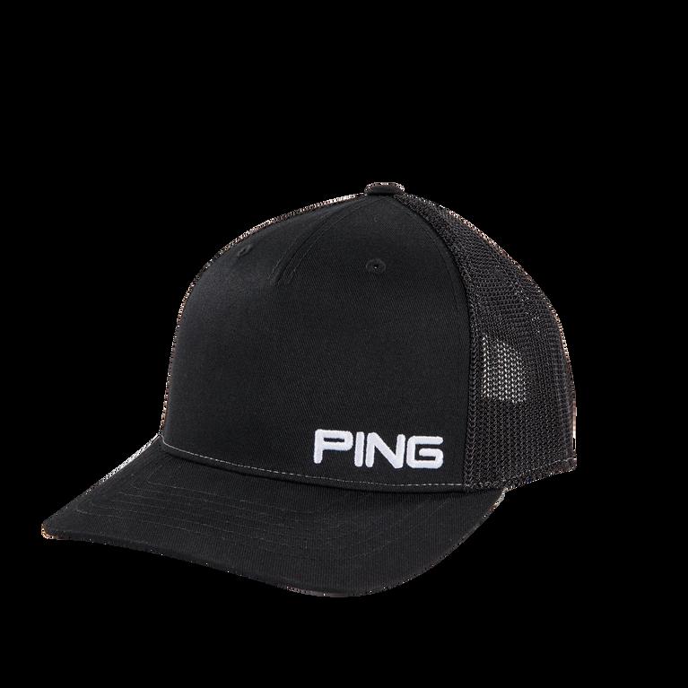 Corner Mesh Hat